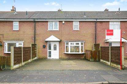 2 Bedrooms Terraced House for sale in Warwick Road, Macclesfield, Cheshire, Macclesfield