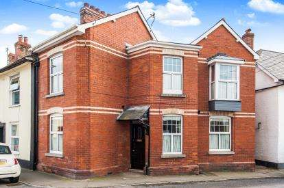 3 Bedrooms End Of Terrace House for sale in Cullompton, Devon, England