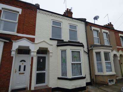 3 Bedrooms Terraced House for sale in Clarke Road, Abington, Northampton, Northamptonshire