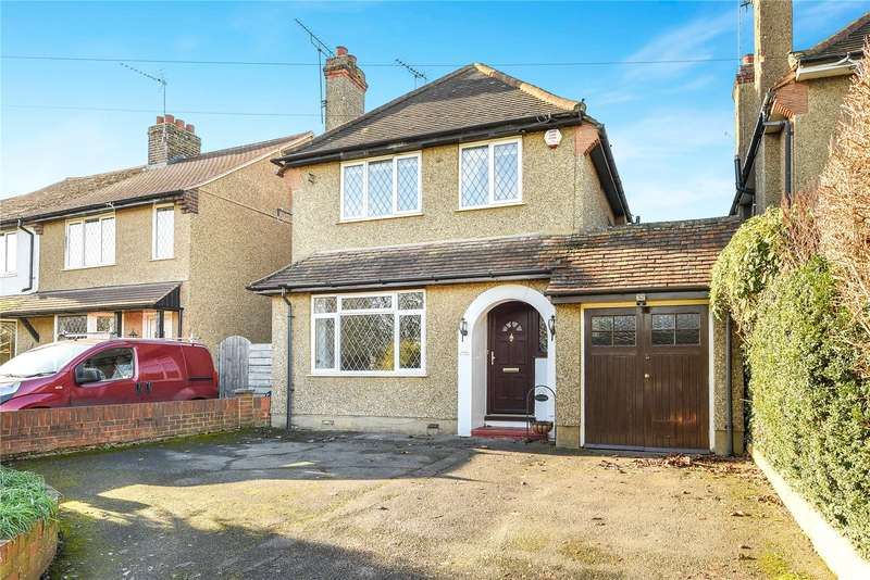 3 Bedrooms House for sale in Denham Way, Maple Cross, Hertfordshire, WD3