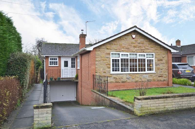 3 Bedrooms Detached Bungalow for sale in Marriott Grove, Sandal, Wakefield