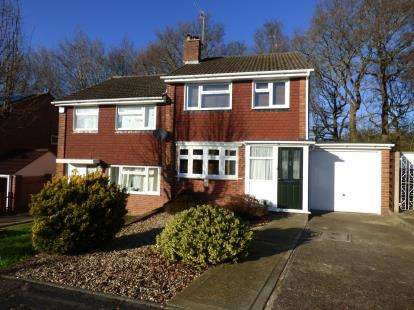 3 Bedrooms Semi Detached House for sale in Lordswood, Southampton