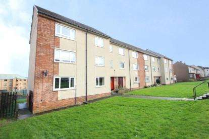 2 Bedrooms Flat for sale in Deveron Crescent, Hamilton, South Lanarkshire