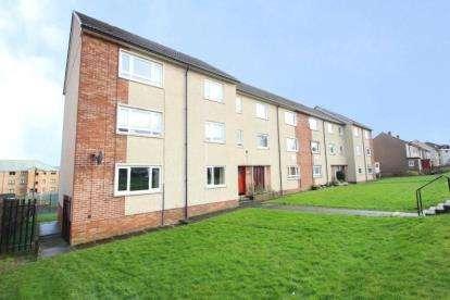 2 Bedrooms Flat for sale in Deveron Crescent, Hamilton, South Lanarkshire