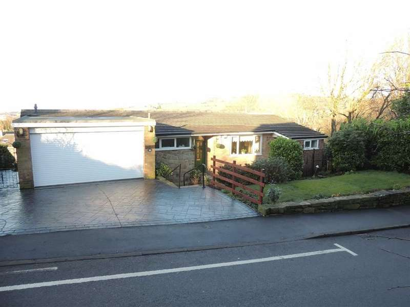3 Bedrooms Bungalow for sale in Church Brow, MOTTRAM