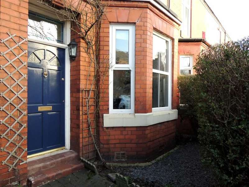 2 Bedrooms Property for sale in Henderson Street, Levensulme