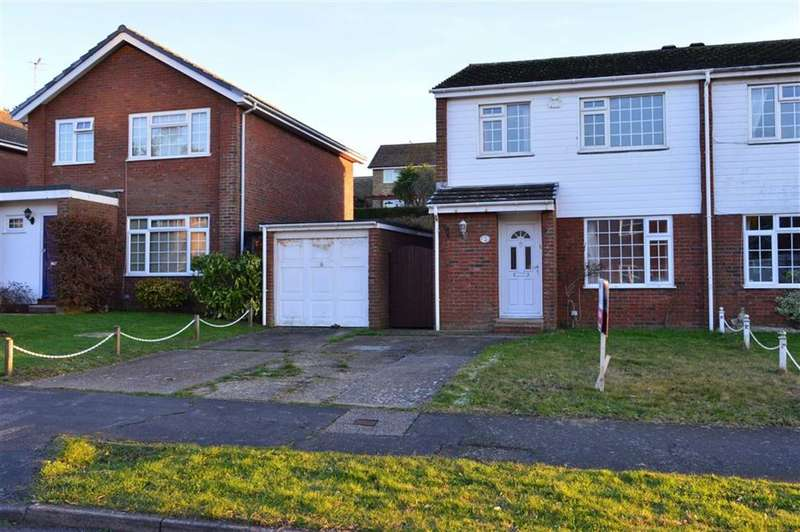 3 Bedrooms Property for sale in Princess Drive, Seaford, East Sussex