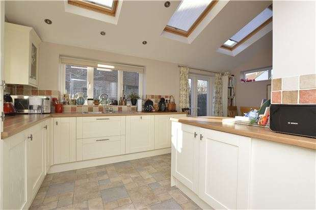3 Bedrooms Link Detached House for sale in Templar Road, Yate, BRISTOL, BS37 5TF