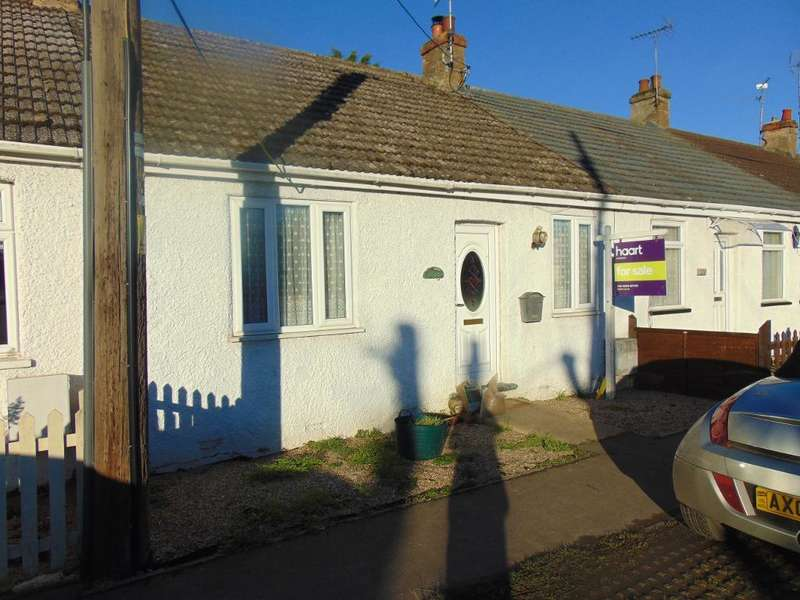 2 Bedrooms Bungalow for sale in Church Road, Emneth, Wisbech, Cambs, PE14 8AF