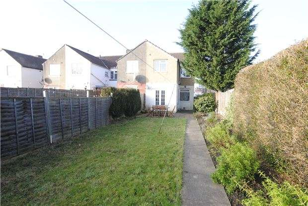 3 Bedrooms End Of Terrace House for sale in Somermead, Bedminster, Bristol, BS3 5QS