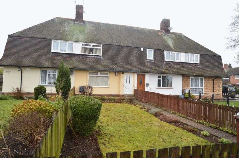 2 Bedrooms Terraced House for sale in Melbourne Road, Nottingham