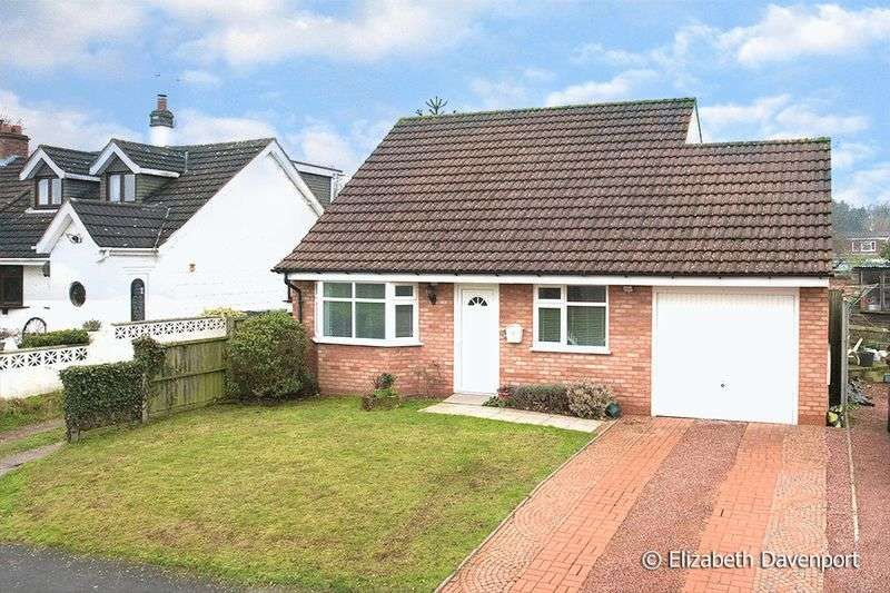 2 Bedrooms Detached Bungalow for sale in Frances Road, Baginton