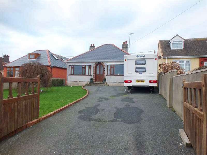 4 Bedrooms Detached Bungalow for sale in Steynton Road, Milford Haven, Pembrokeshire