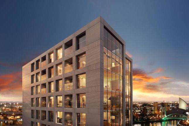 1 Bedroom Property for sale in Trafford Road, Salford Quays, M5 3AW
