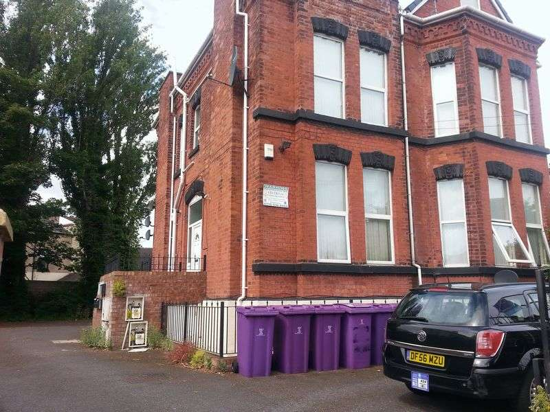1 Bedroom Flat for sale in Victoria Road, Tuebrook, Liverpool