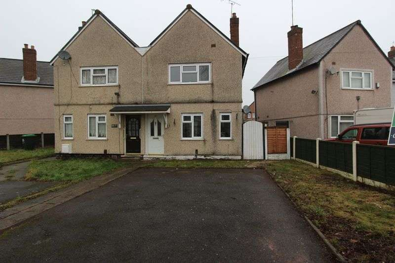 2 Bedrooms Semi Detached House for sale in Cotterills Road, Tipton