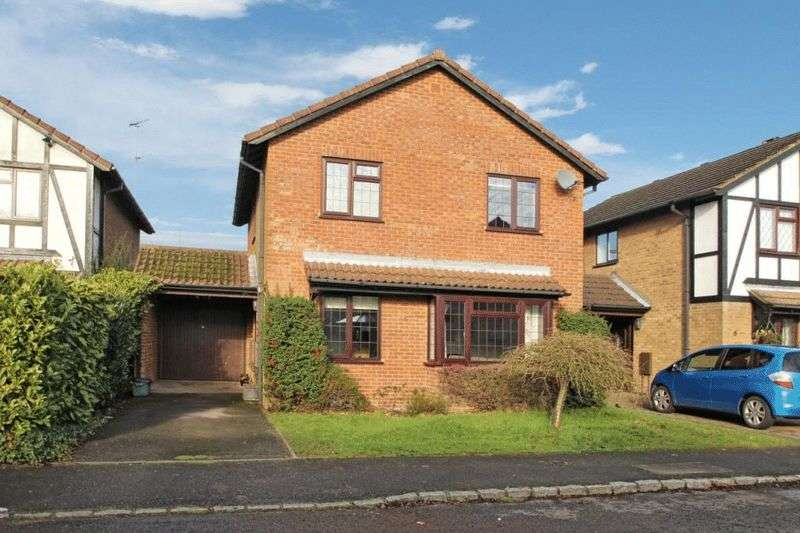 4 Bedrooms Detached House for sale in Tylers Green