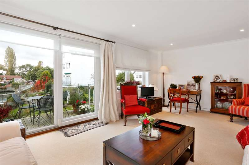 5 Bedrooms Terraced House for sale in Marlow Mill, Mill Road, Marlow, Buckinghamshire, SL7