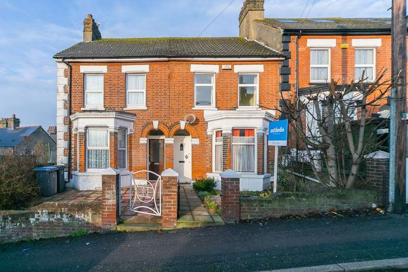 3 Bedrooms Terraced House for sale in 3 Minerva Avenue, Dover