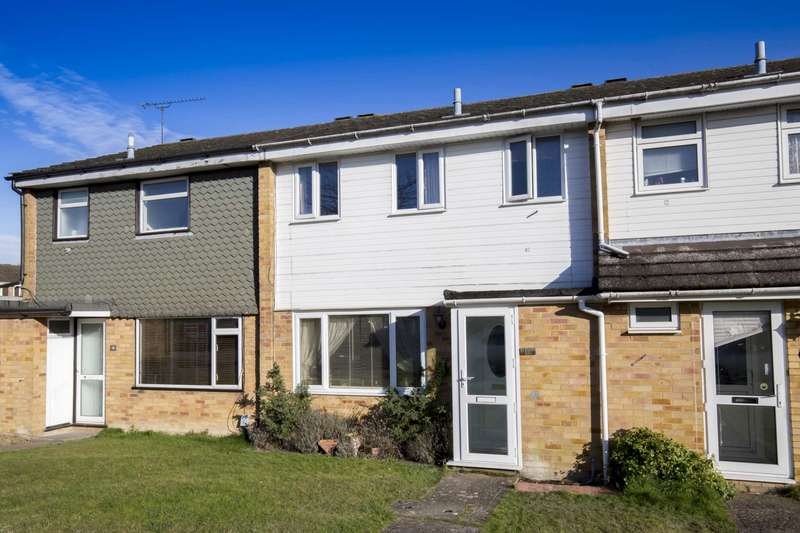 3 Bedrooms Terraced House for sale in Fairthorn Close, Tring