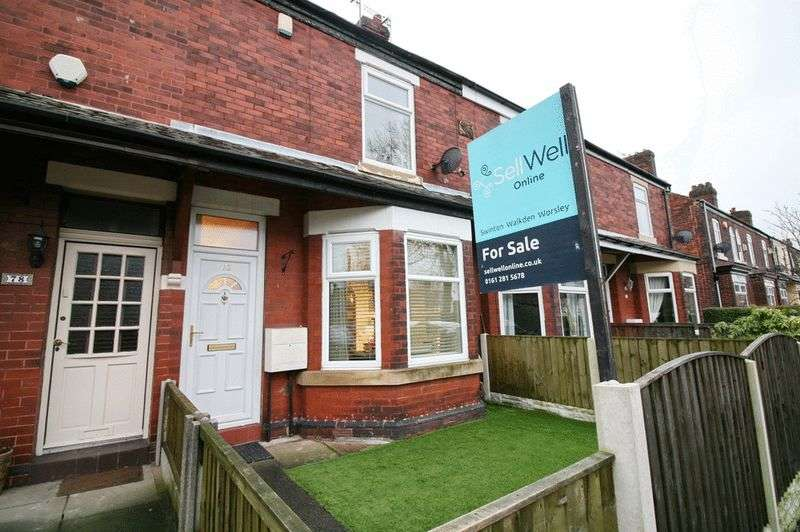 3 Bedrooms Terraced House for sale in Elleray Road Irlams Of The Height Salford