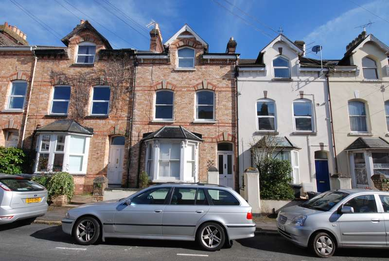 2 Bedrooms Town House for sale in St Leonards, Exeter