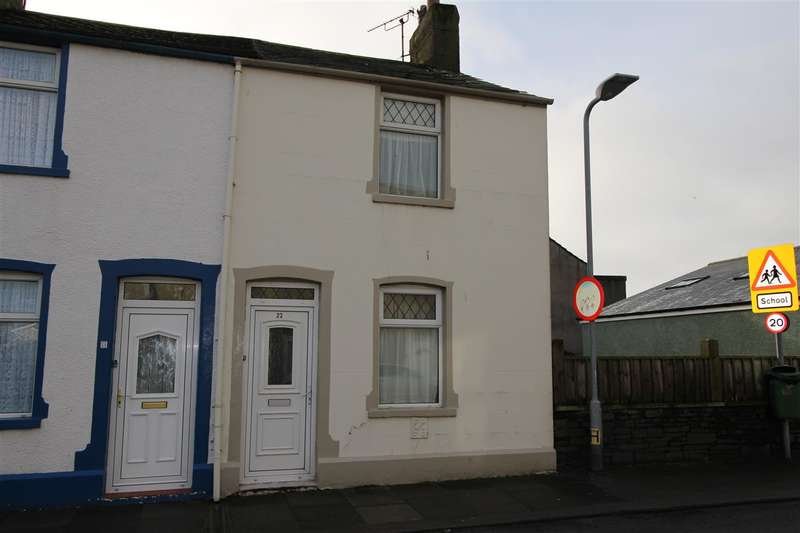 2 Bedrooms End Of Terrace House for sale in Main Street, HAVERIGG