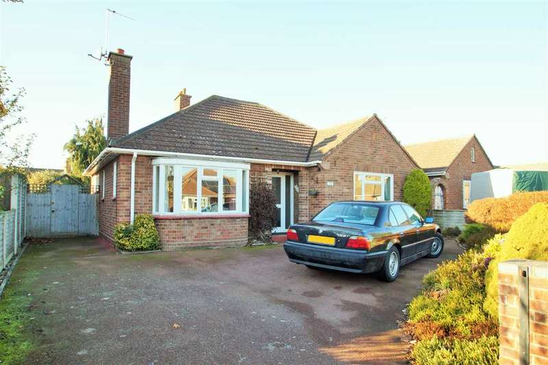 2 Bedrooms Bungalow for sale in Prettygate Road, Prettygate, Colchester