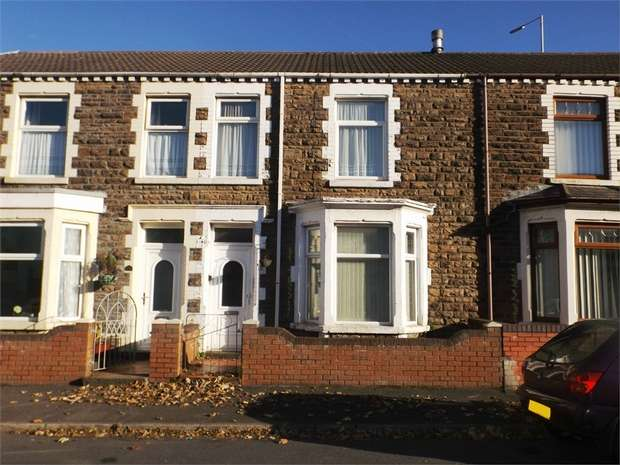 2 Bedrooms Terraced House for sale in Glyndwr Street, Port Talbot, West Glamorgan