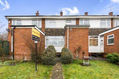 3 Bedrooms Terraced House for sale in Romsey, Southampton, Hampshire