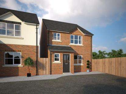 3 Bedrooms Detached House for sale in The Common, Knowle Lane, Buckley, Flintshire, CH7