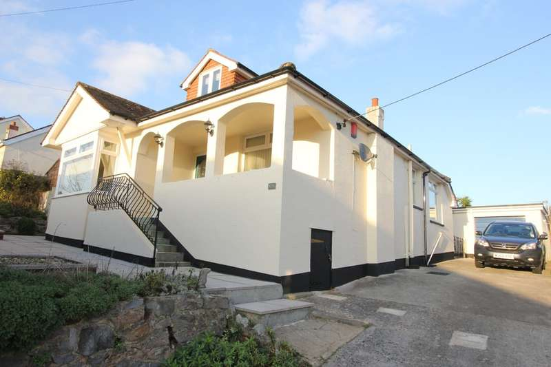 4 Bedrooms Detached Bungalow for sale in Maidenway Road, Paignton