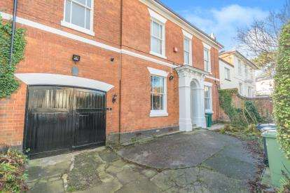 4 Bedrooms Terraced House for sale in Speedwell Road, Edgbaston, Birmingham, West Midlands