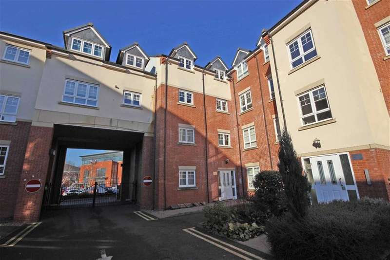 1 Bedroom Flat for sale in Turberville Place, Warwick, CV34