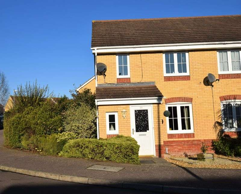 3 Bedrooms Semi Detached House for sale in Farriers Way, Houghton Regis