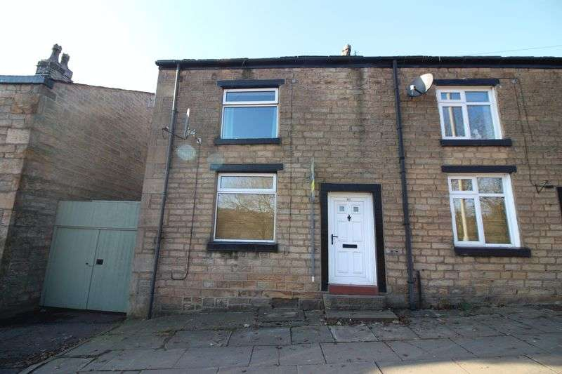 2 Bedrooms Terraced House for sale in Walmersley Road, Bury, BL9 5JA