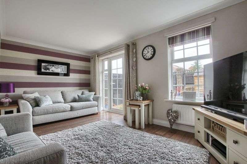 3 Bedrooms Terraced House for sale in Trecastell, Ingleby Barwick