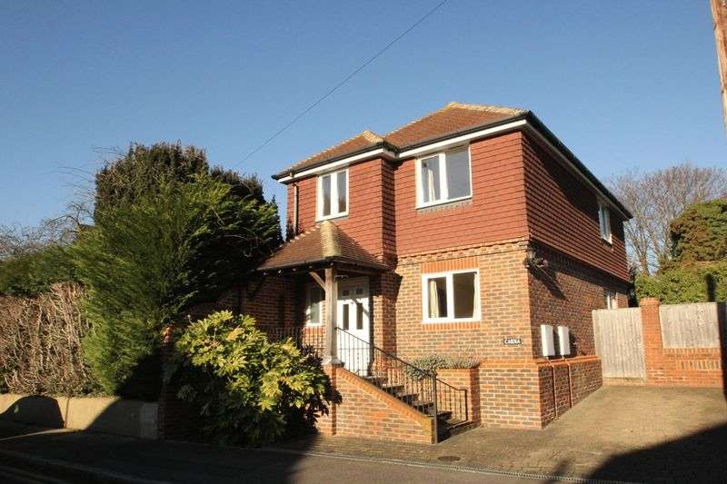 3 Bedrooms Detached House for sale in Portman Park, Tonbridge