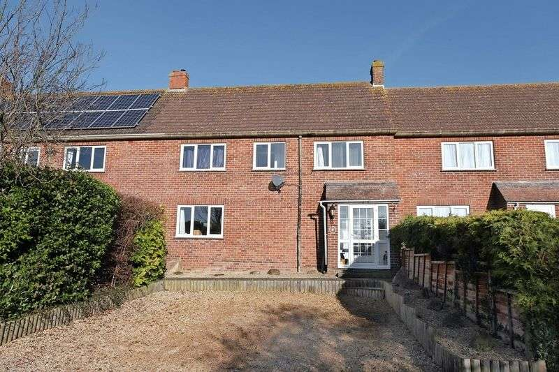 3 Bedrooms Terraced House for sale in Grants Road, Enford, Pewsey, Wiltshire