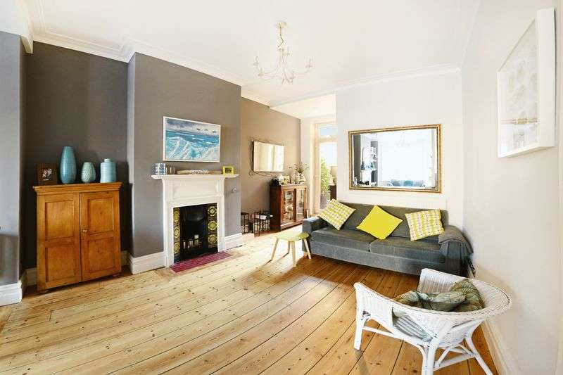 5 Bedrooms Semi Detached House for sale in R L Stevenson Avenue, Westbourne, Bournemouth, BH4