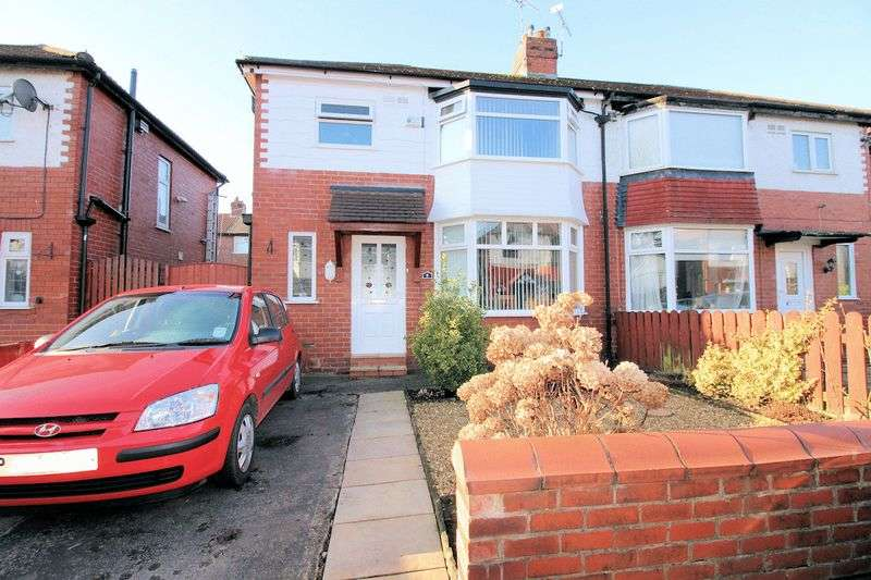 3 Bedrooms Semi Detached House for sale in Chester Avenue, Whitefield