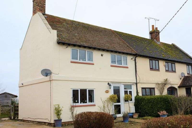 2 Bedrooms Semi Detached House for sale in Purton Stoke, Swindon, Wiltshire.