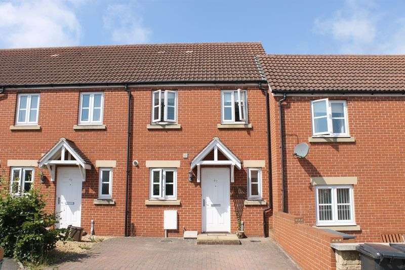 2 Bedrooms Terraced House for sale in Blackcurrant Drive, Long Ashton