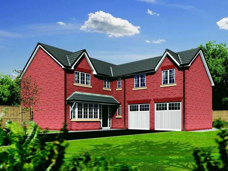 5 Bedrooms Detached House for sale in Almond Brook Road, Standish