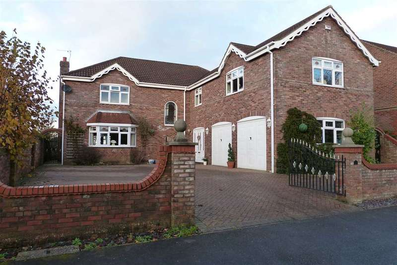 5 Bedrooms Detached House for sale in Ashwood Close, Burton upon Stather