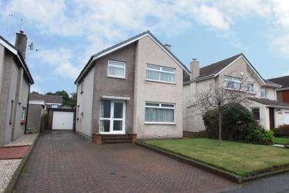 3 Bedrooms Detached House for sale in Lyne Croft, Bishopbriggs