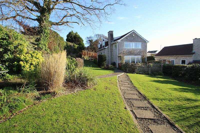 5 Bedrooms Detached House for sale in Hexton Road, Glastonbury