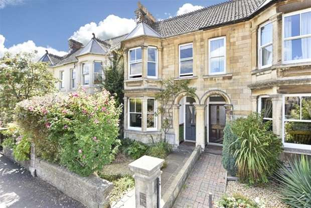 3 Bedrooms Terraced House for sale in Alexandra Road, Frome