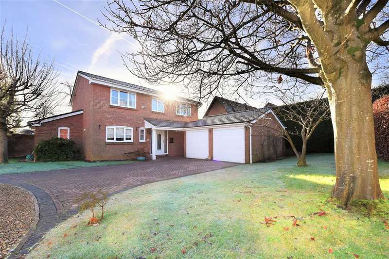 4 Bedrooms Detached House for sale in FALCON WAY, BOTLEY