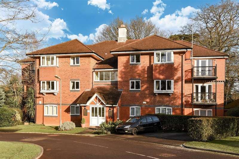 2 Bedrooms Apartment Flat for sale in Masefield Gardens, Crowthorne